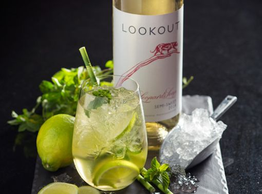 Join the festivities with a Lookout Semi-Sweet Caipirinha