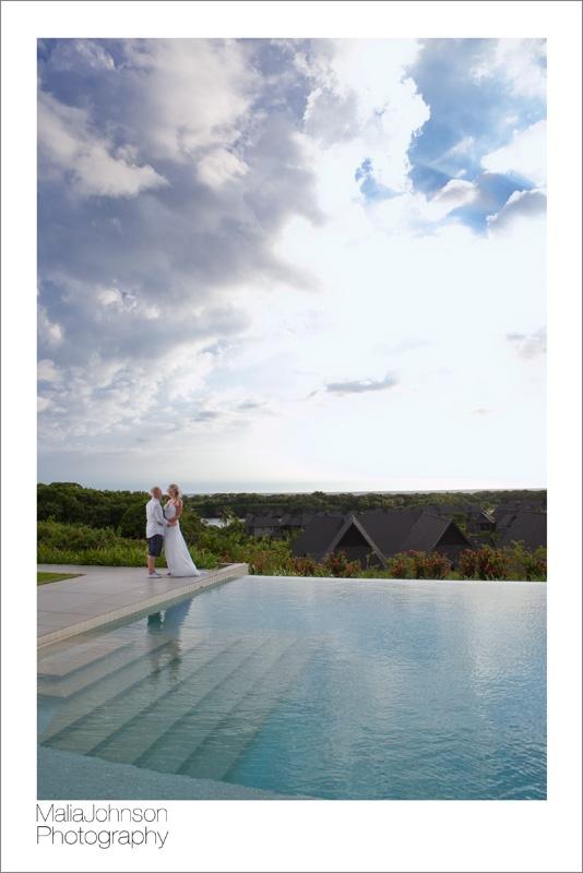 Gorgeous Views from Club InterContinental Fiji! Luxury Fiji Wedding InterContinental Fiji Golf Resort & Spa