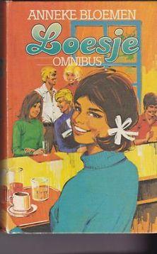 Loesje omnibus door Anneke Bloemen: Loesje Mertens, Loesje krijgt de schuld & Loesje springt in de bres