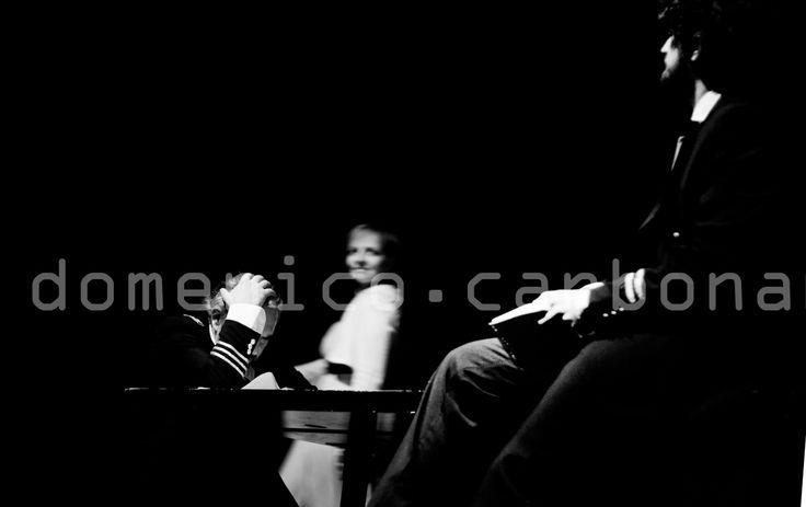 """Fotografia di Domenico Carbonara, Consulente Artistico Teatro Bravòff, scattata durante la serata del 29 novembre 2013, in occasione del secondo spettacolo in abbonamento """"Otello"""" di Roberto Petruzzelli"""