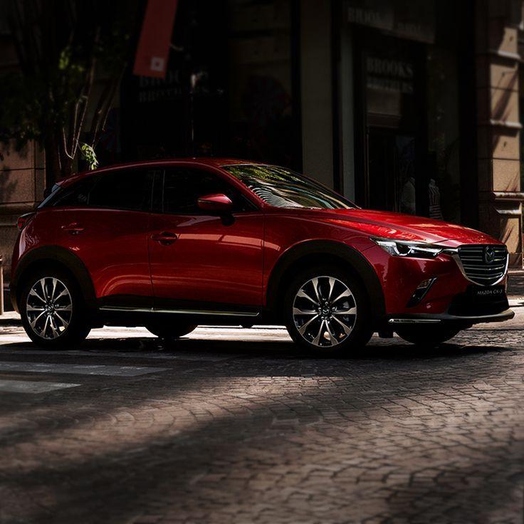 Mazda Cx3 Transportation Design In 2020 Mazda Mazda Cx3 Suv