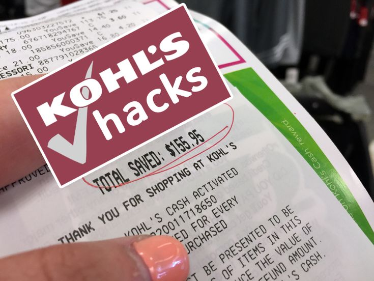 29 Genius Accurate Kohl's Coupons Shopping Hacks - Why didn't I think of that?