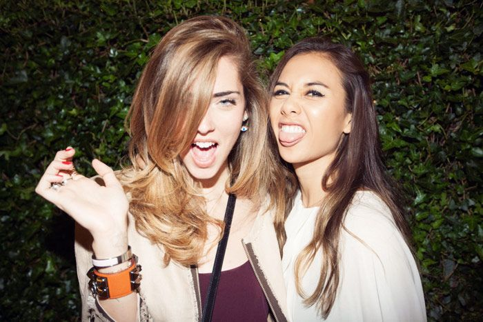 Vote for #ChiaraFerragni #TheBlondeSalad for #Redken as your favorite to win at this years #SocialyeGala @Chiara Ferragni