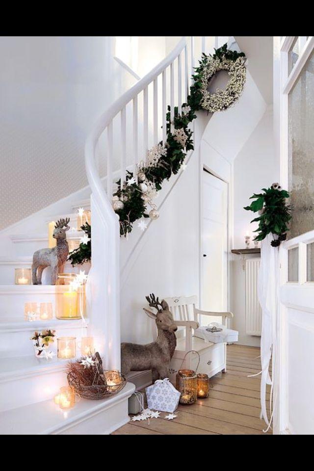 Simple yet stylish christmas home decor