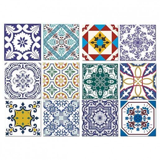 Aparador Moderno Blanco ~ Más de 1000 ideas sobre Adesivo Azulejo Portugues en