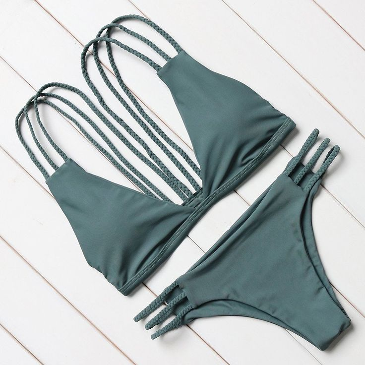Hot Bikini Swimsuit Swimwear Women Biquini 2017 Push Up Brazilian Bikini Set Bathing Suit Beachwear Swim suit