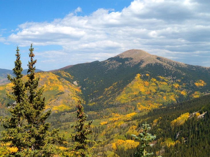 Mt Baldy New Mexico New Mexico Nuevo Mexico Pinterest