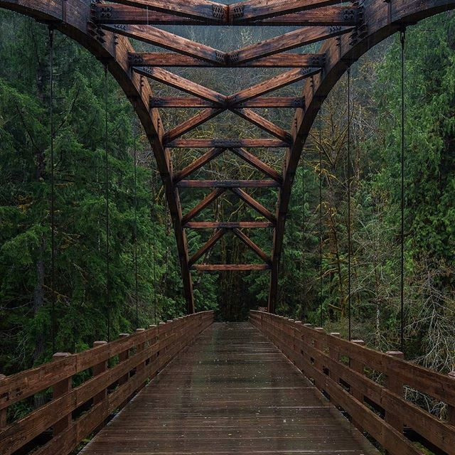 No matter the weather, most of these hikes in Oregon are absolutely stunning. So if you're looking to get out and explore Oregon, we have you covered with these 18 incredibly badass Oregon trails. Add em to the bucket list, and get out there because it's time to shed that extra weight you've been pu