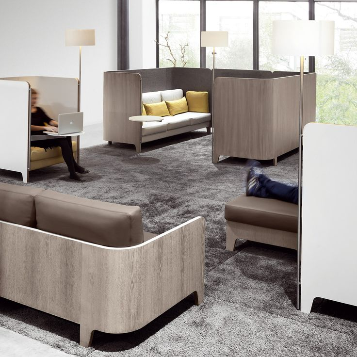 Zuco Cocone Highback Sofa Range Will Bring The Privacy Moments Back To The  Open Plan Office