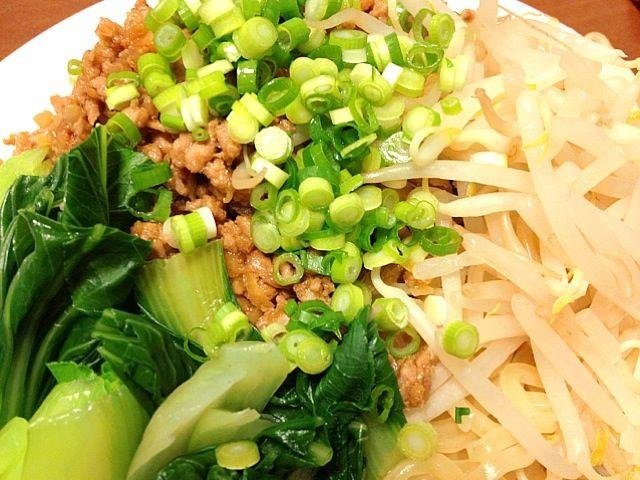 これは…うまい!! - 2件のもぐもぐ - 汁なし担々麺 by momen