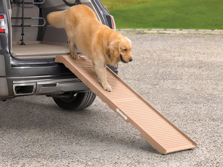 how to make a pet ramp