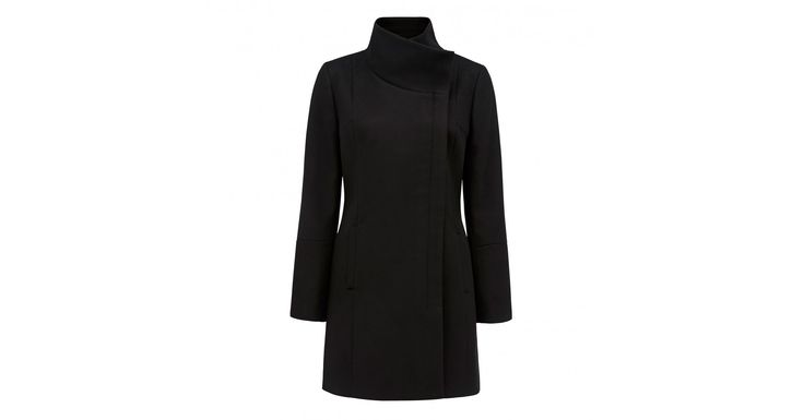 Embrace the cool weather in style this winter with our gorgeous Alicia Wrap Coat.