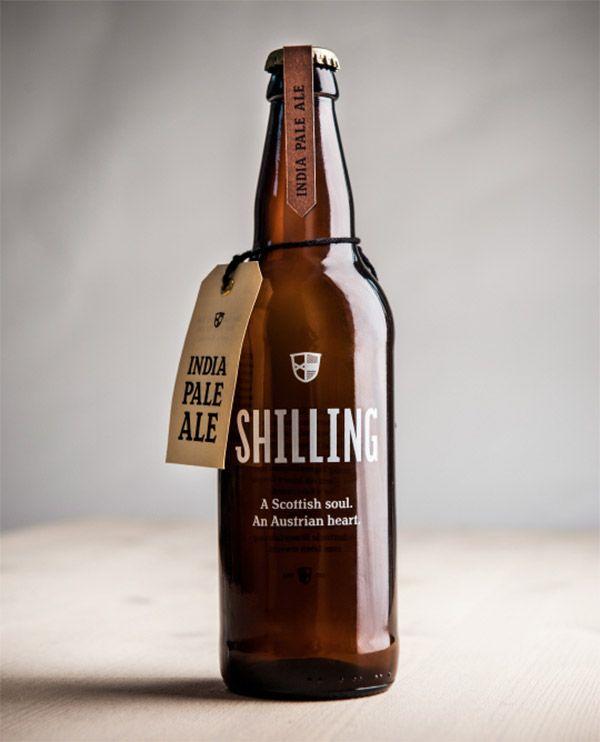 ///// Beer Minimal packaging #beer #bottle #packaging #design