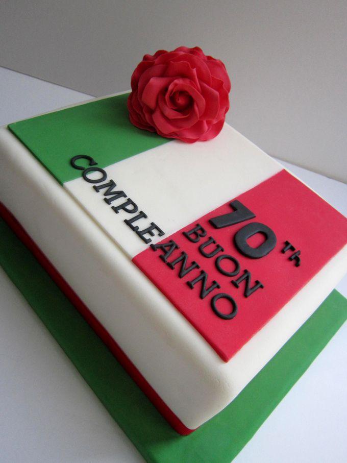 Stupendous Birthday Ideas Italian Cake Decorating Ideas Personalised Birthday Cards Beptaeletsinfo