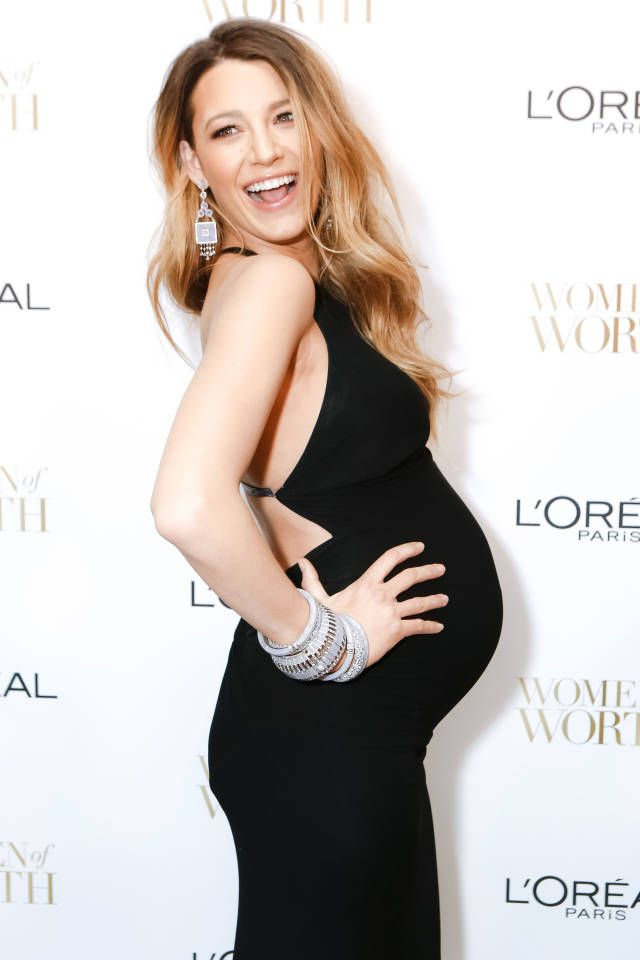 Blake Lively's best maternity style moments so far: Get her jewelry looks at Beeaporter.com