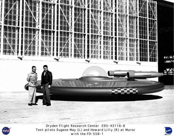 OVNI NASA FD-55B-1