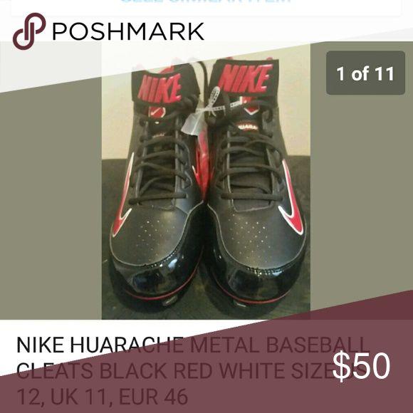 New Nike Hurricane metal baseball Cleats size 12 Nike Nike Shoes Athletic Shoes