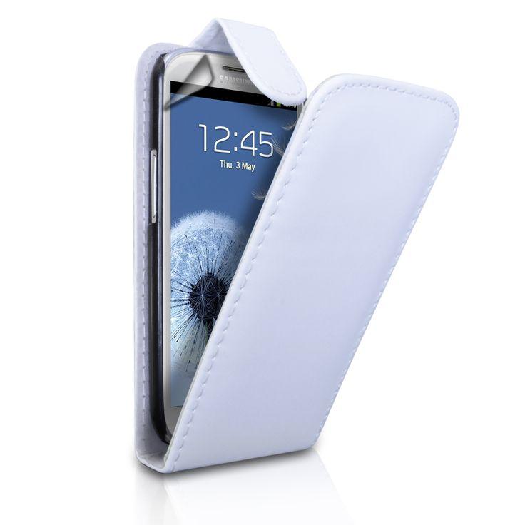 New Case - Samsung Galaxy S3 i9300 Leather Flip Case - White, $7.95 (http://www.newcase.com.au/samsung-galaxy-s3-i9300-leather-flip-case-white/)