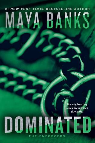 Cover Reveal: Dominated (The Enforcers #2) by Maya Banks -On sale May 3rd 2016 by Berkley Trade -From the #1 New York Times bestselling author of the Breathless Trilogy and Mastered, comes Dominated, the second novel in the Enforcers series—a bold new direction in erotic romance that explores the games men and women play, and the price they're willing to pay for pleasure. Coming February 2016: The Enforcers Book III: Kept