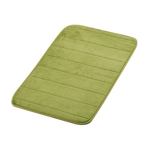 #Bath Mat Specifications: Bath Mat Material : coral cashmere + sponge + pvc soled Color:dark grey/coffee/beige/grass green Back : non-slip bottom Package #Includ...