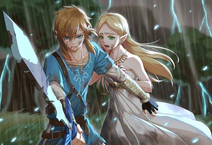 Breath Of The Wild Link And Zelda Breath Link Wild Zelda Zeldabreathofthewild Zeldafitzger Legend Of Zelda Breath Legend Of Zelda Memes Legend Of Zelda