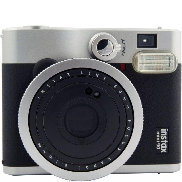 Amazon.co.jp: FUJIFILM インスタントカメラ チェキ instax mini 90 ネオクラシック INS MINI 90 NC: カメラ・ビデオ