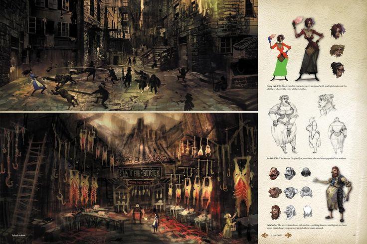 Alice Madness Returns concept art