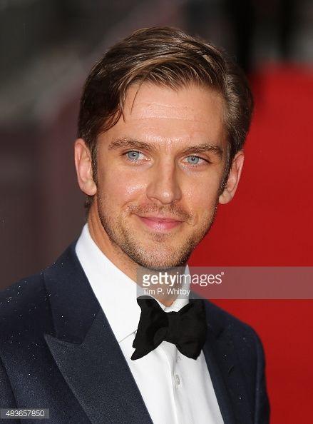 Dan Stevens attends as BAFTA celebrate 'Downton Abbey' at Richmond Theatre on August 11, 2015 in Richmond, England.