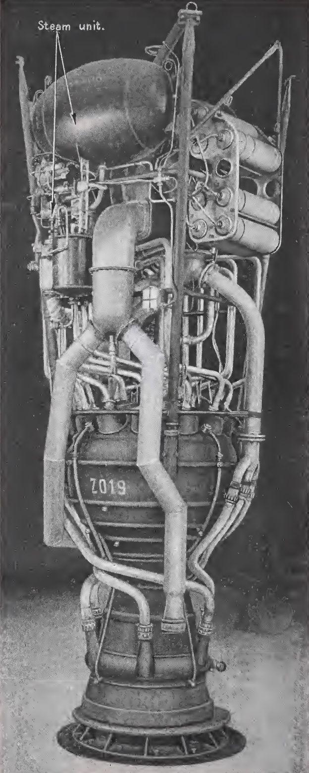 A4/V2 rocket engine