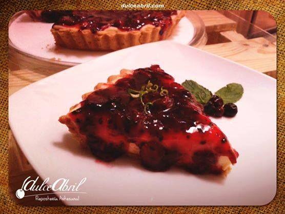 Cheesecake de Agraz.
