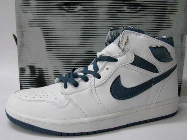 http://www.myjordanshoes.com/air-jordan-1-retro-white-navy-blue-p-32.html AIR JORDAN 1 RETRO WHITE NAVY BLUE Only $68.99 , Free Shipping!