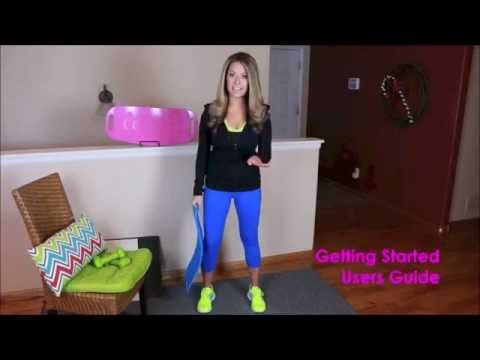 Simply Fit Core Workout Balance Board by Lori Greiner on QVC - YouTube