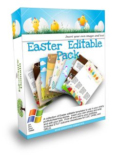 Programming and Planning Resources for Early Childhood Educators - Easter Editable EYLF Pack