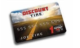 Care One Credit Card >> Discount Tire Credit Card Can Be Used At Discount Tire Service