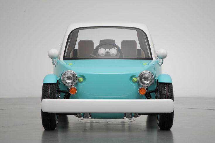 2012 Toyota Camatte Concept