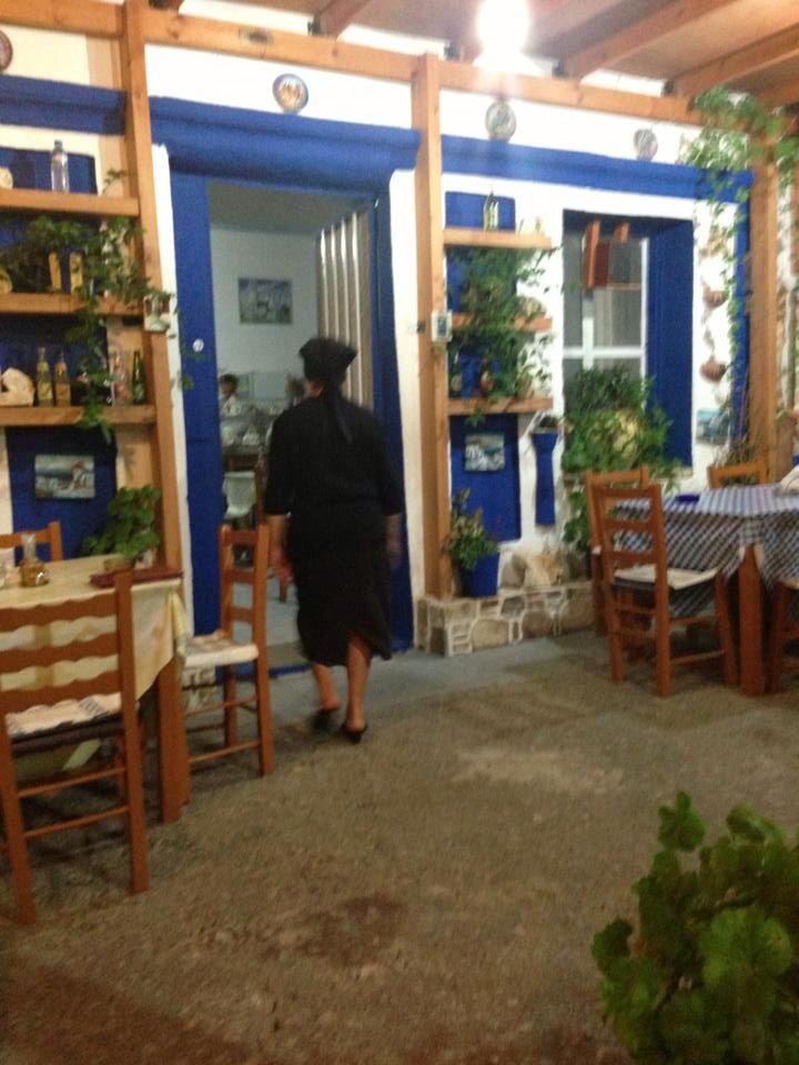Taverna greca