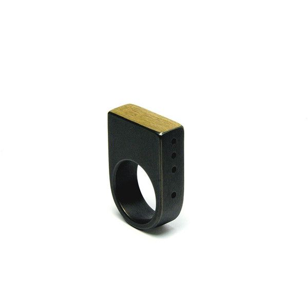 Slab Ring \ Marmol Radziner Jewelry