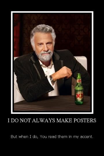 Very pity Happy birthday dos equis meme