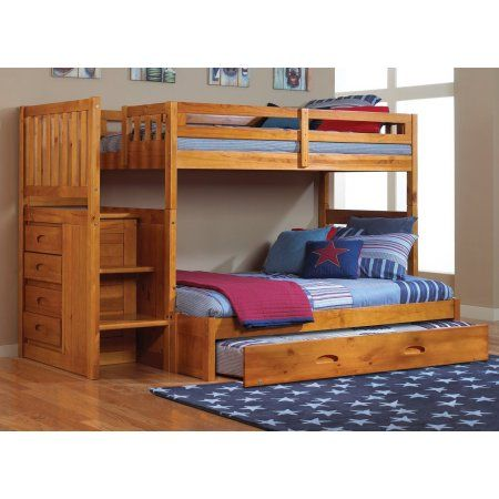 American Furniture Classics Model 2114 Tfht Solid Pine Mission
