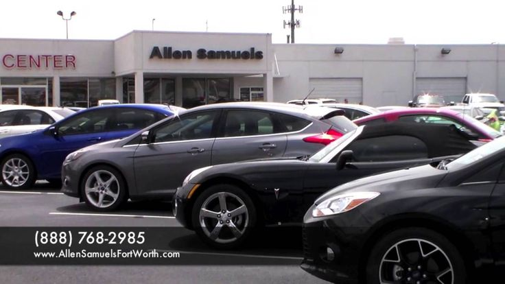 Used Car Dealership In Haltom City