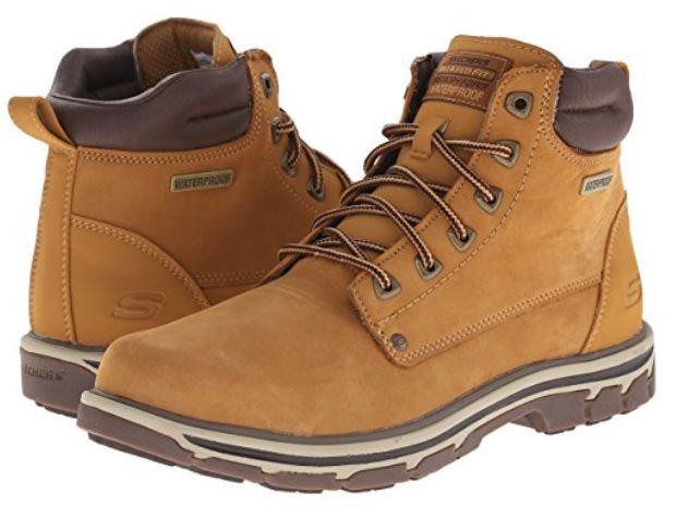 Botas Skechers #Botas #Calzado #ModaAmazon #ModaHombre #Outfit #Men #Hombre #Skechers