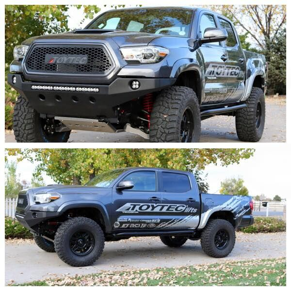 Toyota Tacoma Limited: 1000+ Images About TOYOTA Pick Up On Pinterest