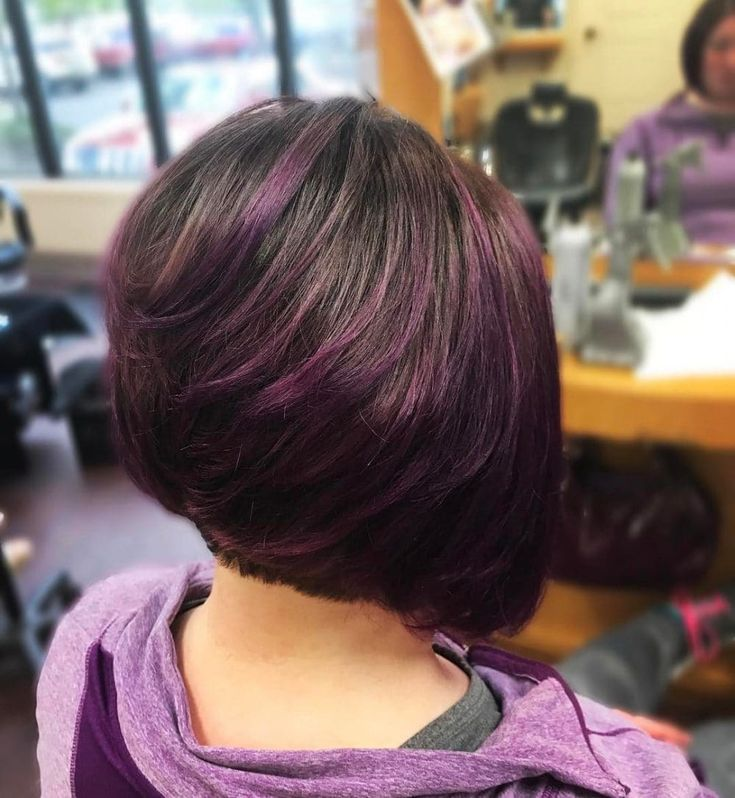 Explore gallery of A-Line Amber Bob Haircuts (3 of…