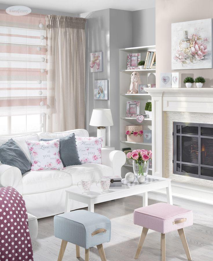 Kolekcja marki Eurofirany #home #interior #accessories #cozy #inspiration #livingroom