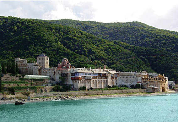 Mount Athos: legends and traditions
