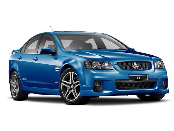 Holden Commodore SS-V VE series