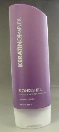 Coppola Keratin Complex Blondeshell Shampoo 13.5 oz