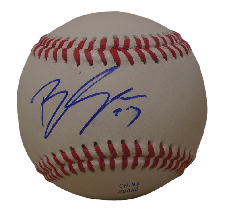 Bryan Shaw Autographed Rawlings ROLB1 Leather Baseball, Proof Photo. Bryan Shaw Signed Rawlings Baseball, Cleveland Indians, Arizona Diamondbacks, Proof  This is a brand-new Bryan Shaw autographed Rawlings official league leather baseball.  Bryan signed the baseball in blue ball point pen. Check out the photo of Bryan signing for us. ** Proof photo is included for free with purchase. Please click on images to enlarge. Please browse our website for additional MLB autographed collectibles. 1…