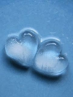 Two frozen hearts. Lara learned things about herself as well as Wonderland when she met each failed victim. From Savria she learned both magic and its dangers, from Rain (anna) she learned how lethal her frozen heart could be.