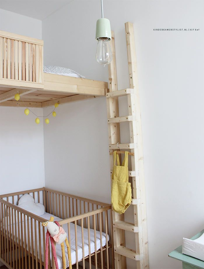 Slaapkamer delen | Kinderkamerstylist